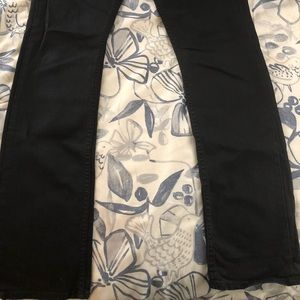 French Connection Black Jeans (FCUK) size 8